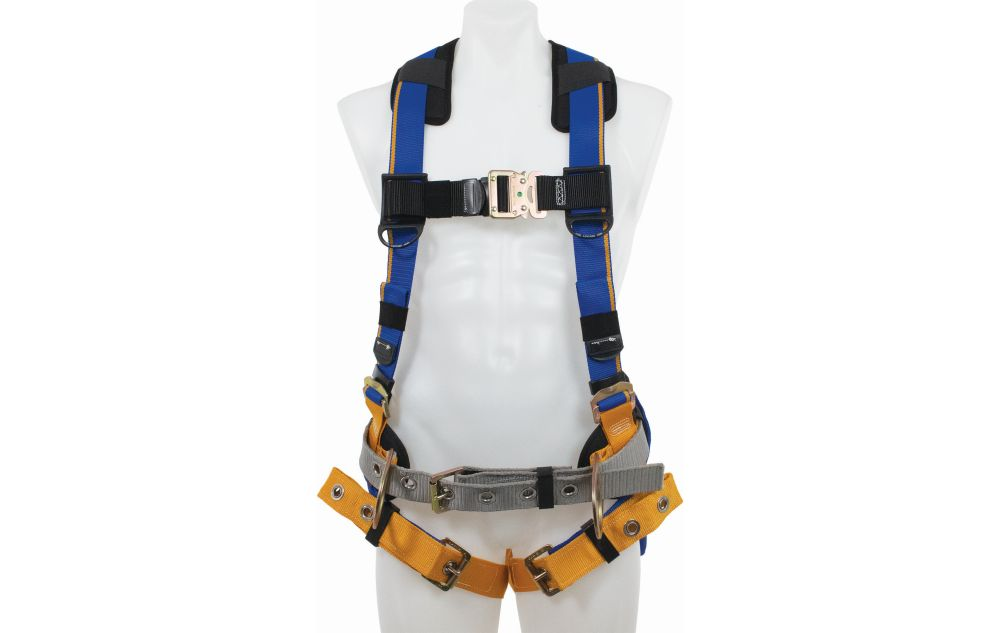 Werner Fall Protection Harnesses Designed to Keep Users Safer