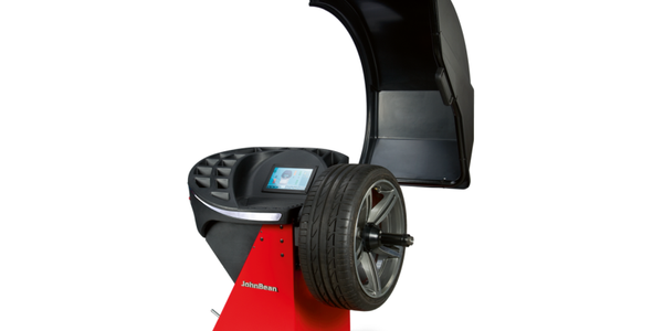 John Bean B340 Enhances Wheel Balancing
