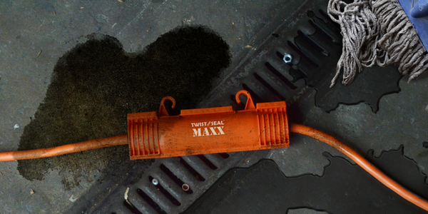 The Maxx is designed for commercial applications, like job sites and maintenance shops.