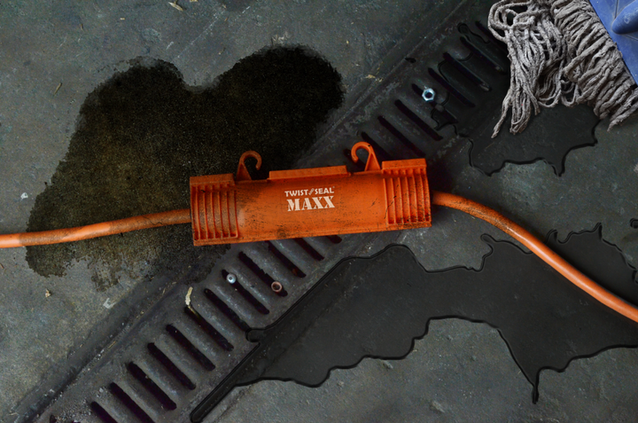 The Maxx is designed for commercial applications, like job sites and maintenance shops.  - Photo courtesy of Twist and Seal