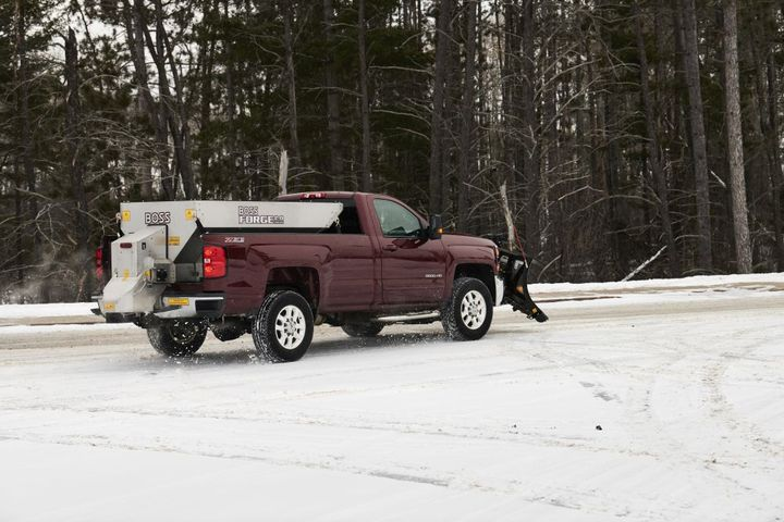 The Forge 2.0 is designed for long-bed pickup trucks.