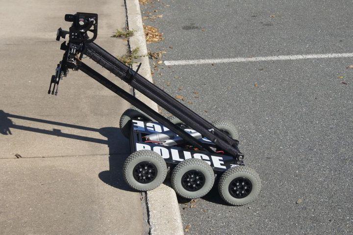 - Photo courtesy of 147 Robotics