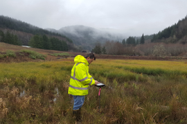 Oregon DOT Saves with DT Research GPS Tablets