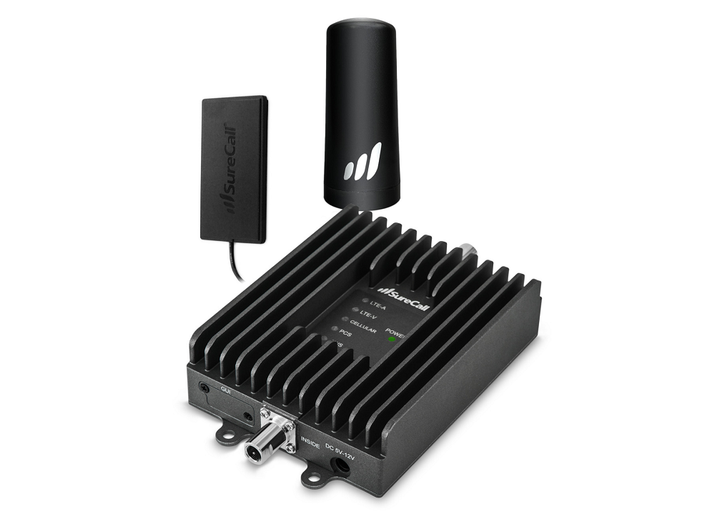 SureCall Launches Cell Signal Booster for Police Fleets - Police