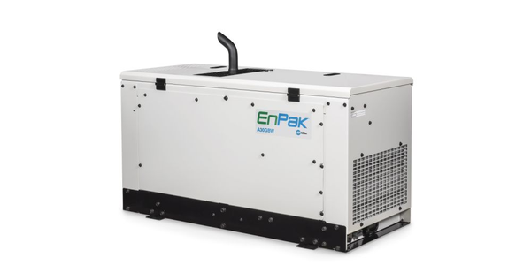 The Enpak A30GBW is designed to maintain PTO-driven power capabilities for medium-duty work...