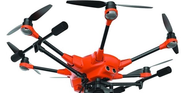 Yuneec's E10T UAV thermal imaging and video camera