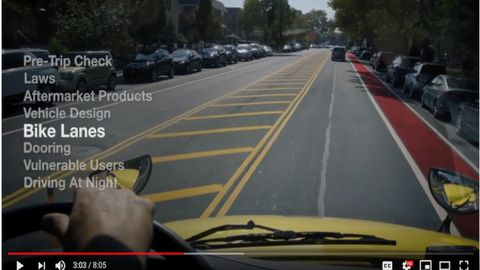 Safety for Trucks & Other Large Fleet Vehicles [Video]