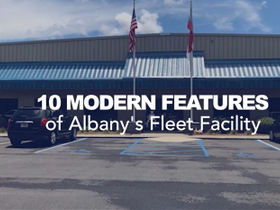 10 Modern Features of Albany's Fleet Facility [Video]