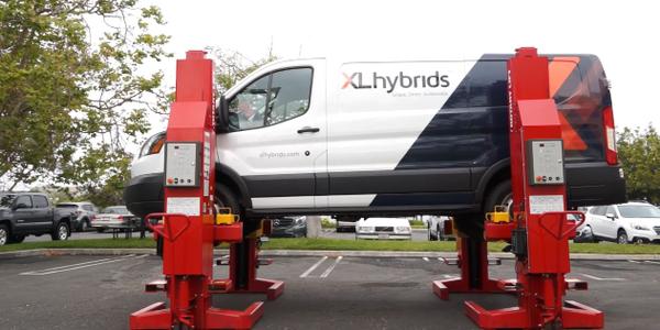 A Closer Look at XL Hybrids Vans