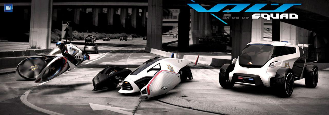 2012 LA Auto Show Design Challenge - Law Enforcement