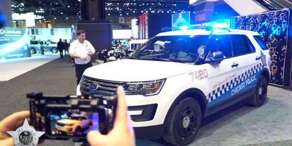 Chicago Police's New Patrol Vehicle