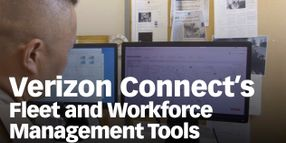 Verizon Connect's Fleet and Workforce Management Tools [Video]