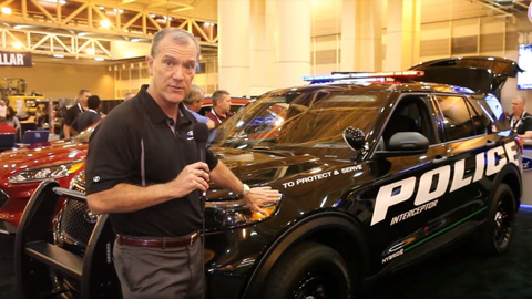 2020 Ford Police Interceptor Utility Walkaround [Video]