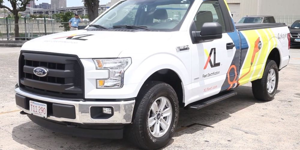 The First Plug-In Hybrid Ford Pickup Truck: XL's F-150 and F-250 [Video]