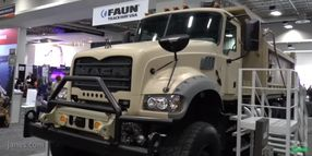 Mack Defense's M917A3 Heavy Dump Truck for Army