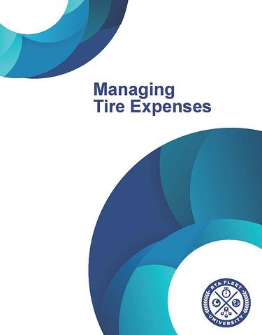 Managing Tire Expenses
