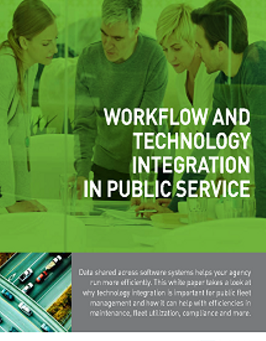 Workflow and Technology Integration in Public Service