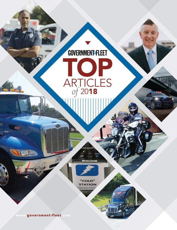 Government Fleet - Top Articles of 2018