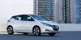 Nissan Extends Leaf Range to 226 Miles