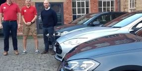 Chevin Adds EV, Plug-In Hybrid Vehicles to its Fleet