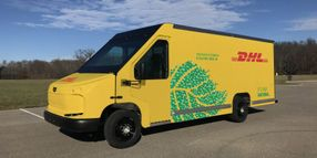 DHL Adds Electric Delivery Vans to U.S. Fleet