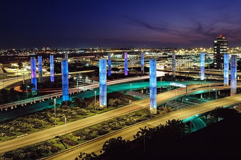 The station is located in the great West Los Angeles area and is one block south of LAX's...