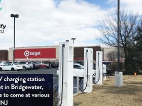 Electrify America Opens Charging Stations in New Jersey