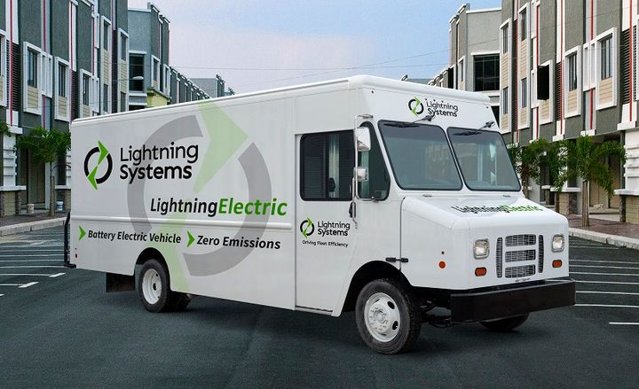 Lightning Systems received an executive order from CARB for the Lightning Electric Ford F-59 platform, which is commonly used in food truck and delivery van applications.