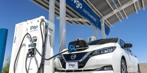 EVgo, Nissan to Open 200 Charging Stations