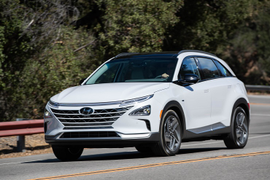 Hyundai's Nexo Fuel Cell SUV to Launch This Year