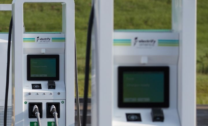 Customers will be able to manage their charging plan through features of the company's FordPass app, as well as through their vehicle's touch screen, that will be supported by a data feed from Electrify America.