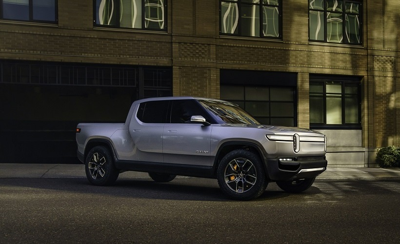 Rivian Shows R1T Electric Pickup