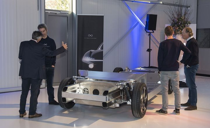 LeasePlan has become a leasing partner to Lightyear toward the development of the Lightyear One, the first car produced by the scaleup company.