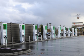Electrify America Restores EV Charging Network