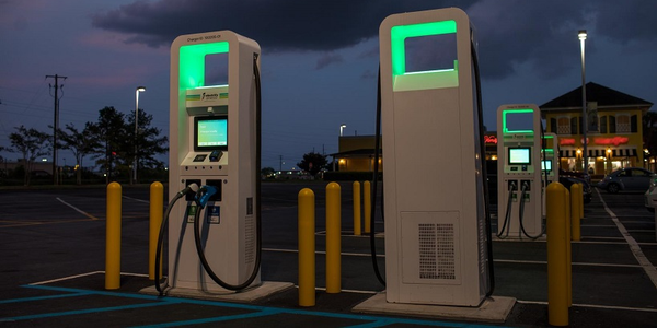 The available charging stations cumulatively offer 465 chargers, according to the company. The...