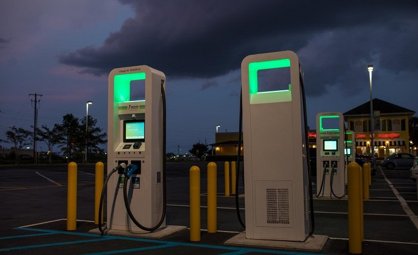 Electrify America Opens 105 EV Charging Stations