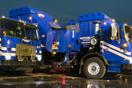 Republic Services Increases Use of Renewable Natural Gas