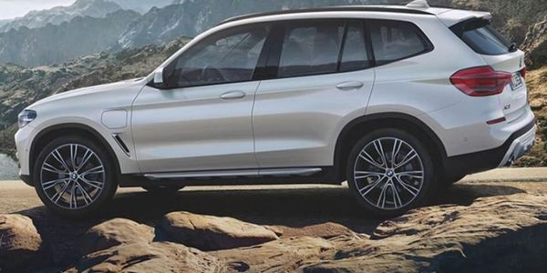 The BMW X3 xDrive30e PHEV is the first-ever plug-in hybrid variant of the X3.