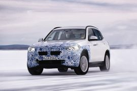 BMW's iX3 Electric SUV Coming in 2020