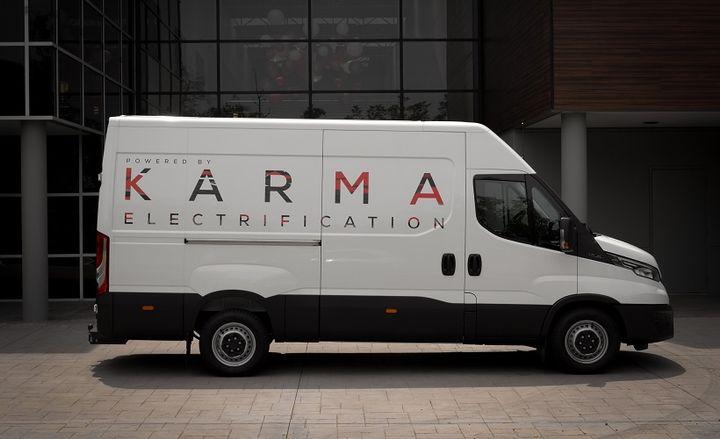 - Photo: Karma Automotive