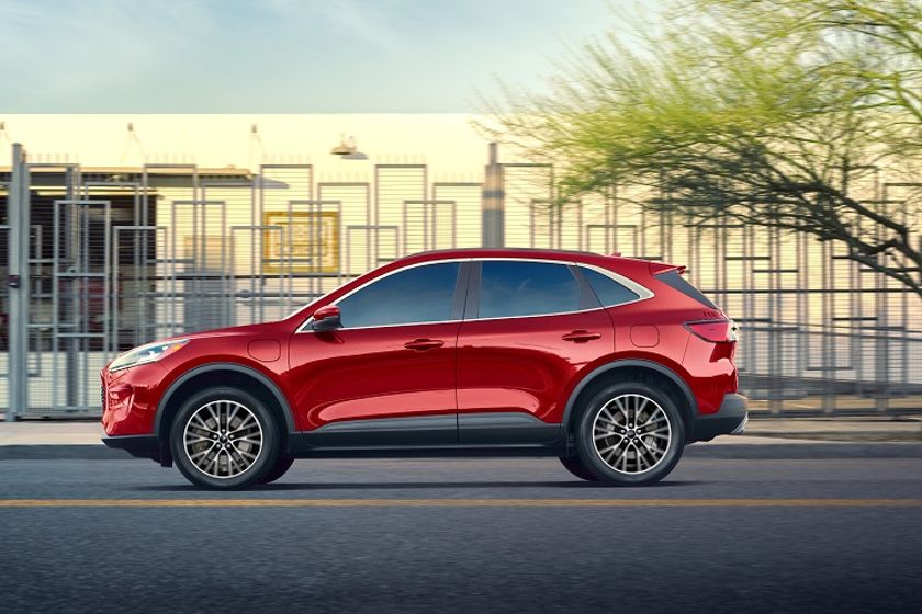 The latestEscape features Ford's fourth-generation hybrid propulsion system, which includes an...