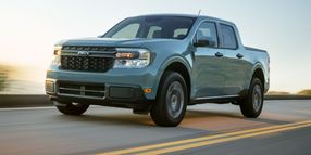 A Hybrid Future: 2022 Ford Maverick