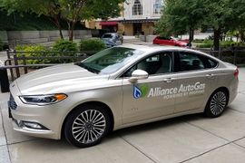 EPA Certified 58 Alliance AutoGas Technologies in 2018