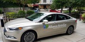 EPA Certified 58 Alliance AutoGas Technologies in 2018