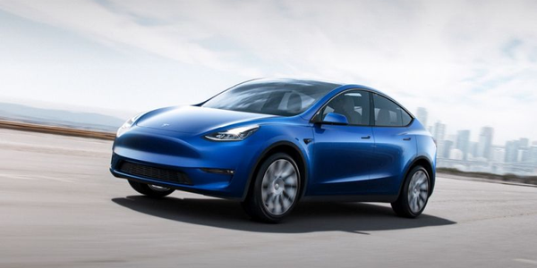 The Model Y is a seven-seat SUV that will be included in four variants: standard Range, long...