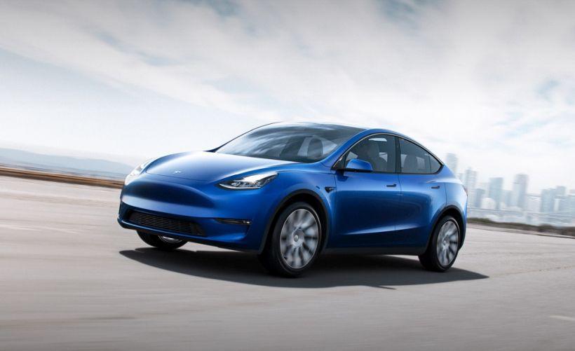 Tesla Unveils Model Y Midsize SUV