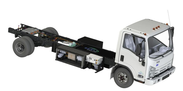 SEA Electric will be showcasing EVs based on Ford and Isuzu platforms, which are at advanced...
