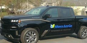 Alliance AutoGas Displaying Tech at Propane Gas Convention