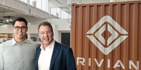 Ford Invests $500M in Rivian to Seed New EV