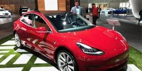 Tesla Produced 145,000 Vehicles in Q3 2020